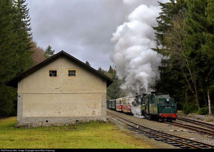 RailPictures.Net Photo: U46 101 JHMD U46 at Černovice, Czech Republic by Jean-Marc Frybourg