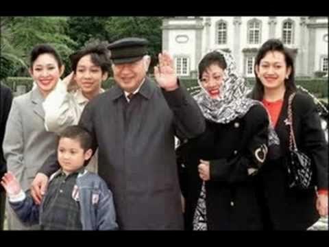 Tribute to Soeharto