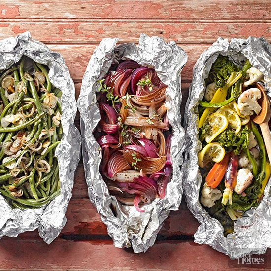 Get a perfectly grilled side dish every time.