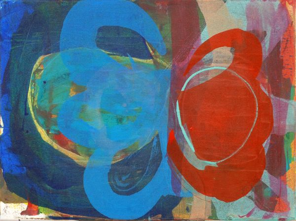It's all about the use of colour for me with Ella Carty's work. Magical! http://ellacarty.com/