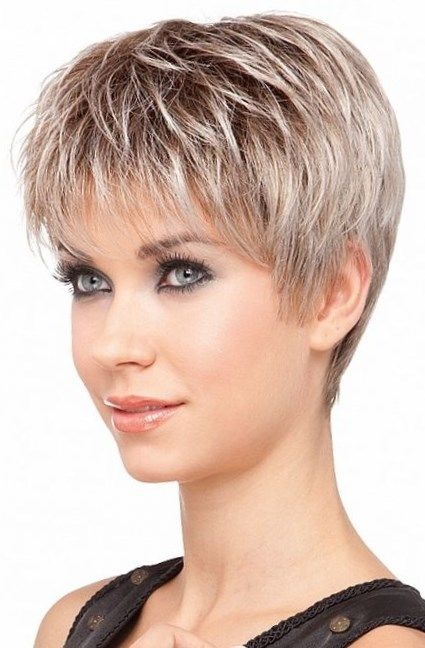 15 Must-see Modele Cheveux Court Pins   Coiffure coupe courte ...