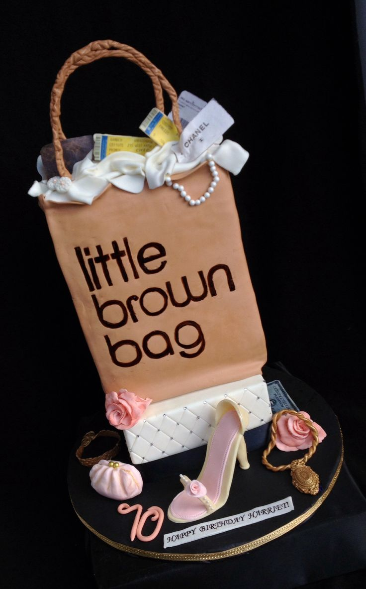 Bags For Cake Decorating : Shopping bag cake ! Sweet Samantha Cake Decorating ...