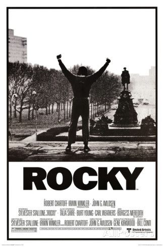 Rocky - Movie Score Arms Up Prints at AllPosters.com