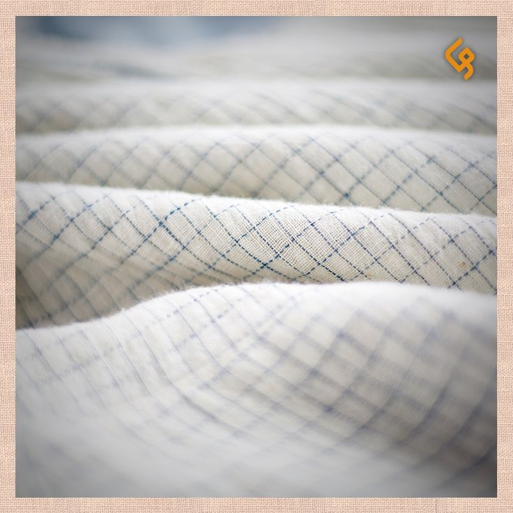 Kala Cotton is an organically grown cotton indigenous to Kutch. Completely in sync with nature, its spinning and weaving techniques have been perfected by hand over the years.  #TributeToTheCraftsOfIndia