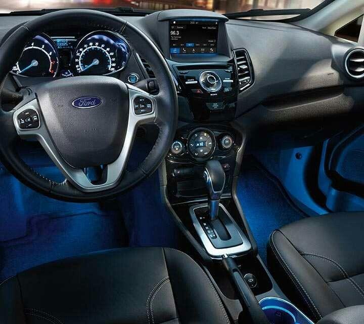 Ford Fiesta Titanium Interior Ford Fiesta St Ford Fiesta