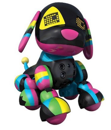 New Toys For Teenagers : The new zoomer zuppies robot dog cute tech toy for young