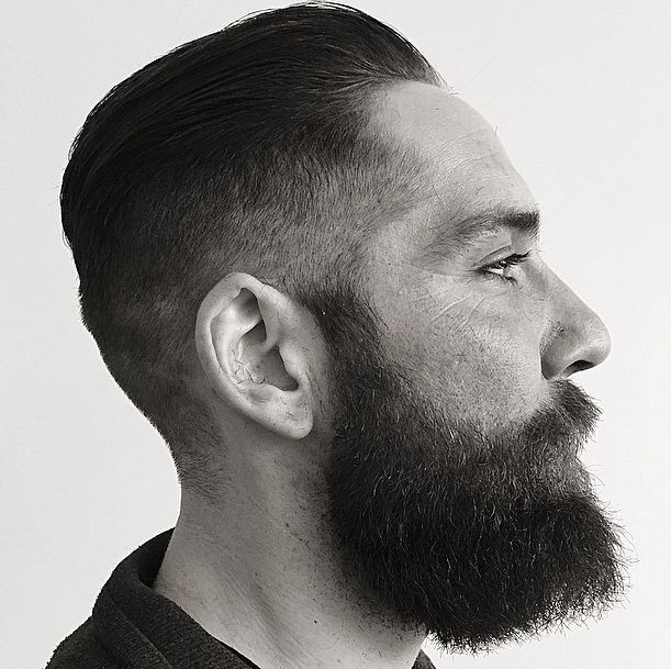 Men's barbering cut by @jasontownsend @andrewkingdrums @neumos_ @essensualslondonseattle #mensbarbering #style #menstyle #seattle #gents #seattlefashion #seattlehairstylist #seattlefashionbloggers #labelm #labelmuk #labelmusa #labelmdeconstructor #deconstructor #volumemousse #instahair #hairideas #hairoftheday #hairinseattle
