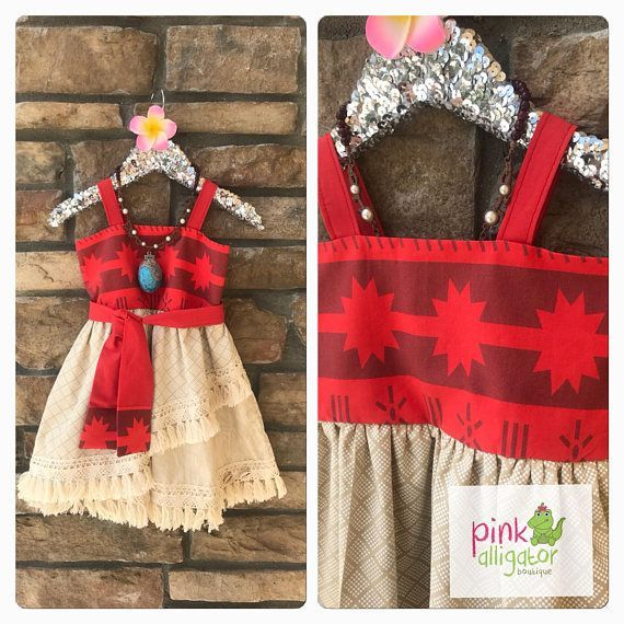 Hey, I found this really awesome Etsy listing at https://www.etsy.com/listing/550370051/new-moana-dress-for-birthday-parks-party #partyoutfits