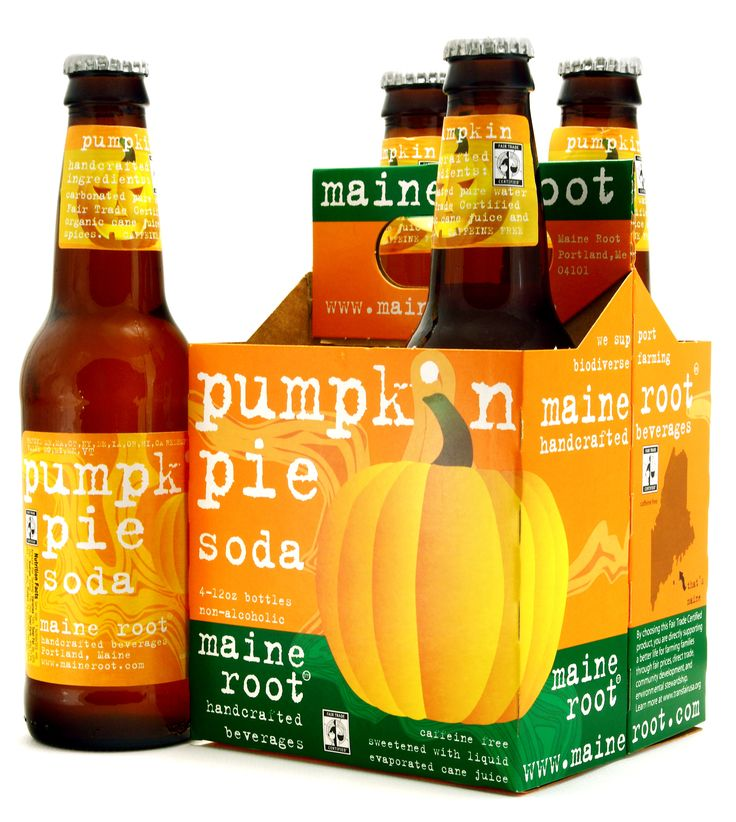 Just picked up a 4pack of this pumpkin soda... cant wait to experiment with drink!