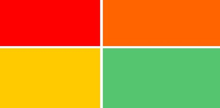 Dr. Carol Ritberger, a renowned psychologist believes that there are 4 personality types: Red, Orange, Yellow and Green. Take this test to find out which color YOU are. This results can help you fi...
