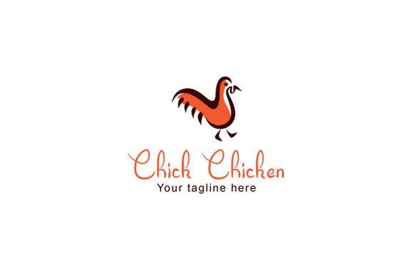 Chick Chicken Stock Logo Template by VecRas Creations on Creative Market #LogoVenue #vecras #logoservices #vectorgraphic #logo #customservices #stocklogo #stockservices #stocklogos #creativelogo #logodesign #logodesignservice #design #graphic #birdlogo #chicken