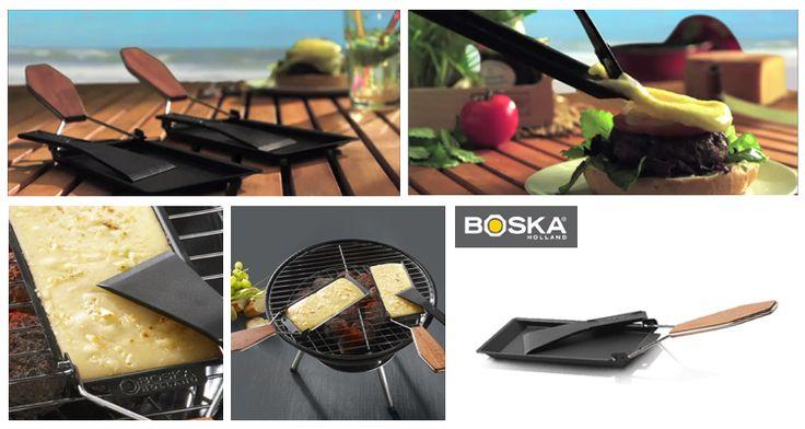 Smart Kitchen   Rakuten Global Market: BOSKA HOLLAND raclette Grill plate fs3gm