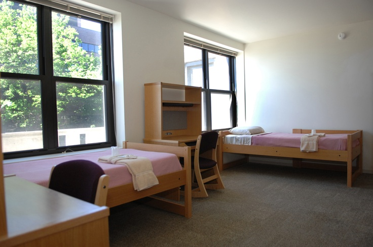 Santa Clara Hall is located at Loyola University Chicago's ...
