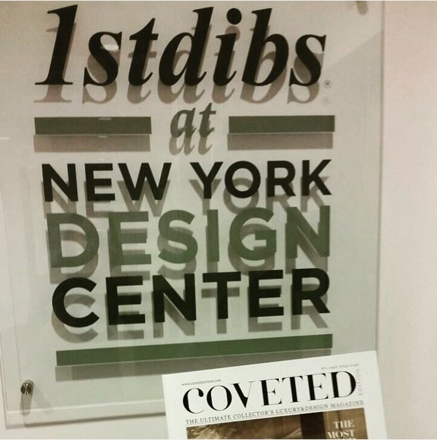#covetedition with #1stdibs at @nydc  @coveteditionmag is visiting #newyorkcity to get inspiration to the next edition #CovetEdition #interiordesignmagazines #behindthescenes