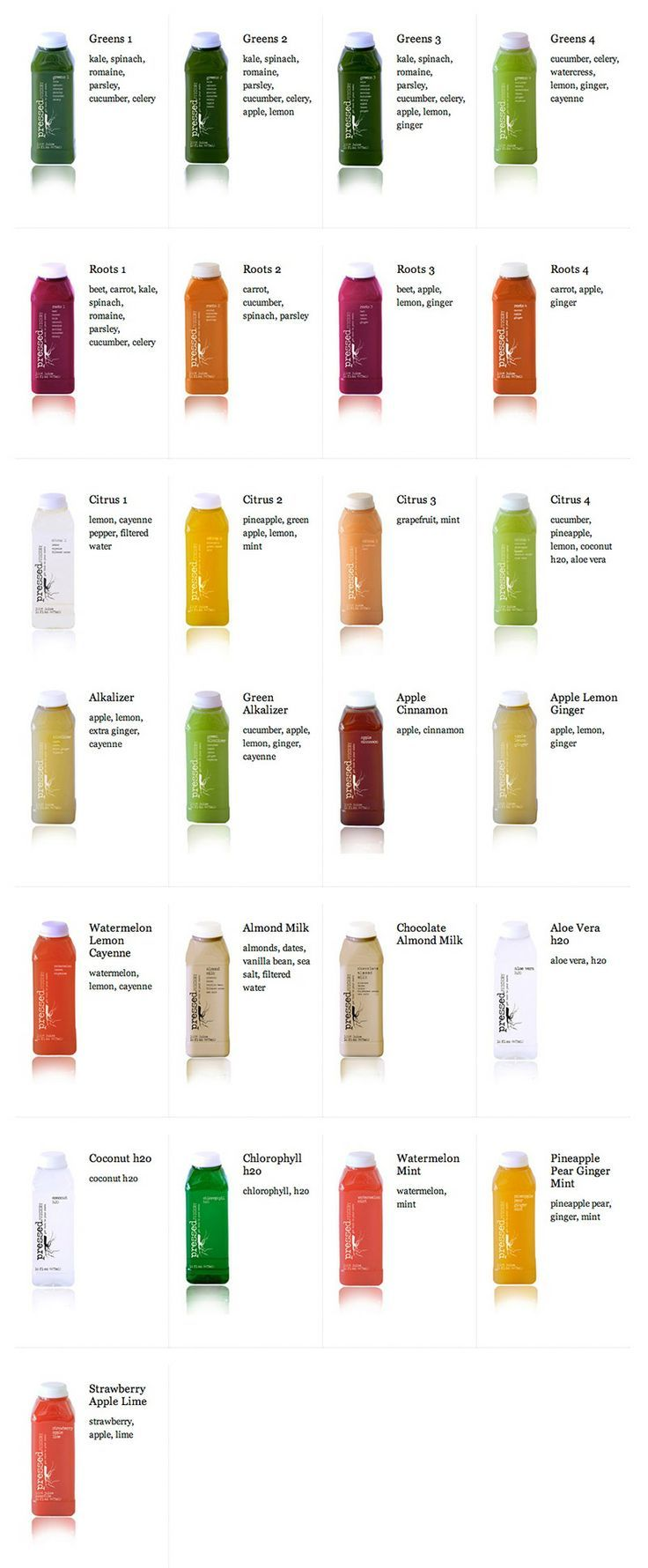Juicing recipes <3.