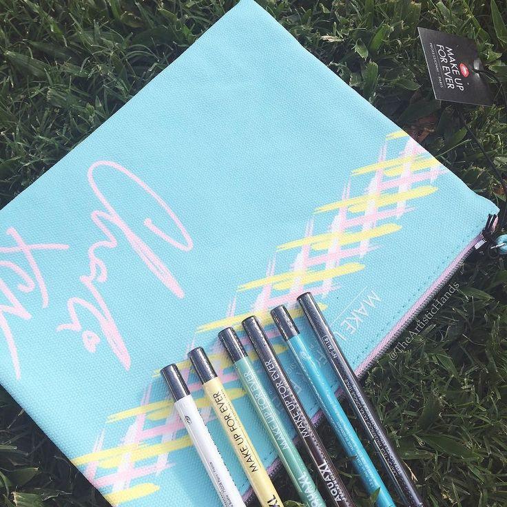 Makeup Forever Aqua XL Eye Pencil اقلام كحل اكوا اكس ال من