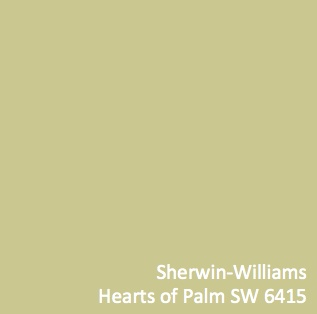 Sherwin-Williams Hearts of Palm (SW 6415)