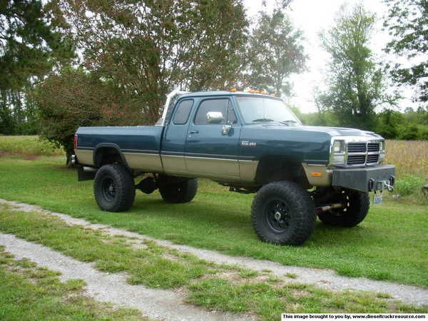 Post Pics Of Your Bumper/brushguard Dodge Diesel Truck Resource Forums