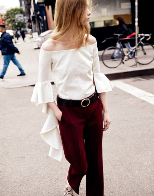Street Style | Fashion Gone Rouge