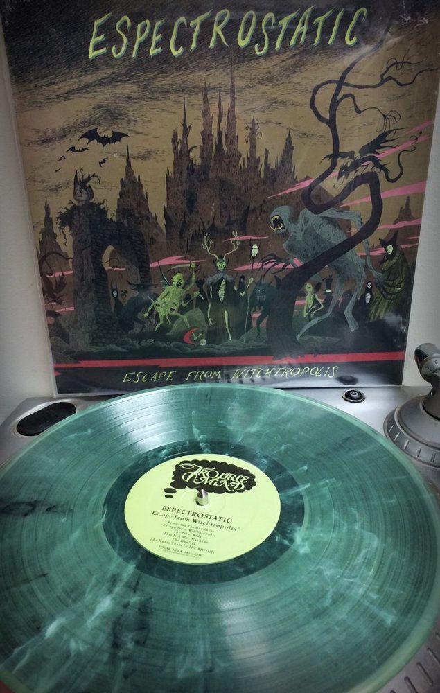 Escape From Witchtropolis | Espectrostatic