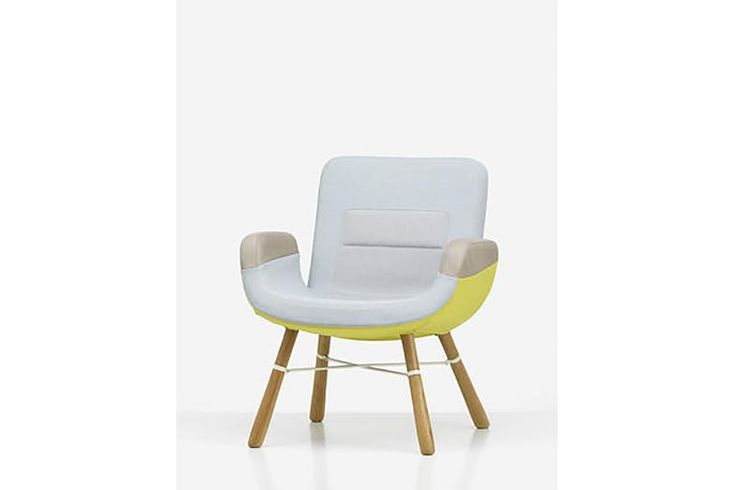 East River Chair by Hella Jongerius for Vitra | Space Furniture
