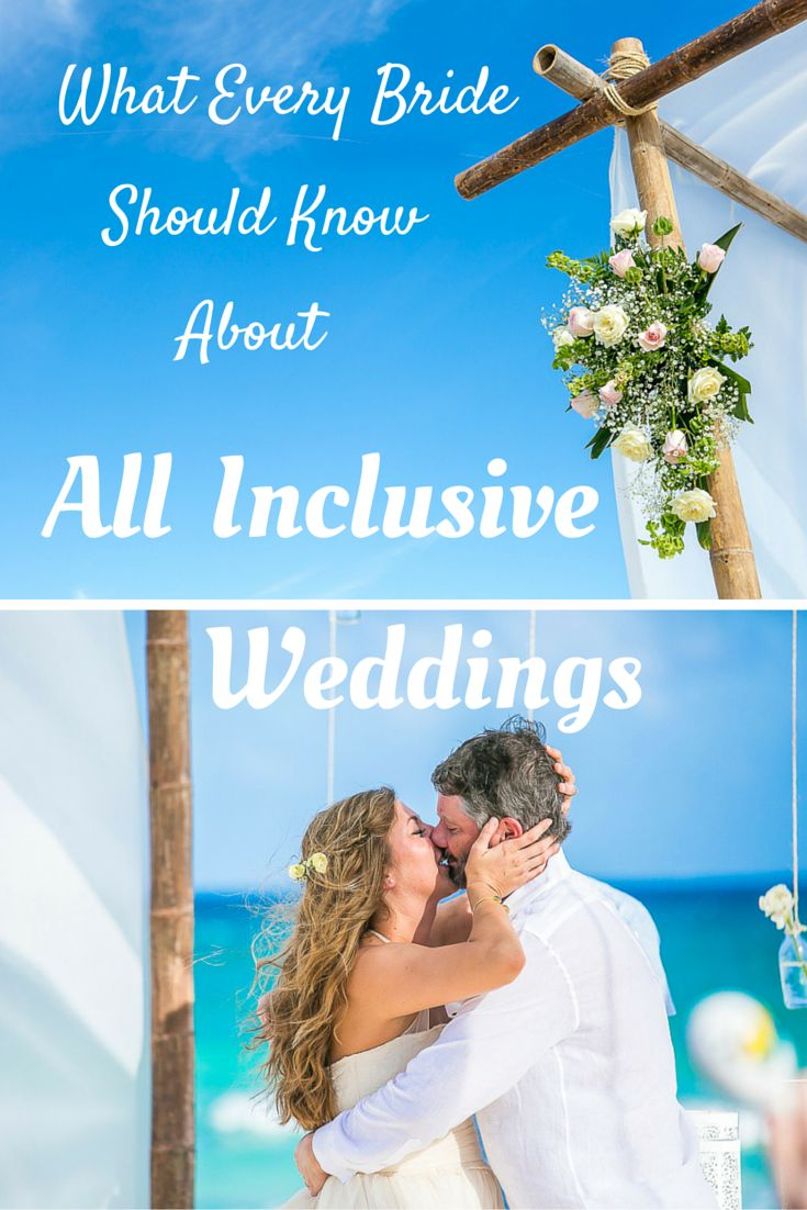 Dreaming of a destination beach wedding? Pros and cons of going with the All-Inclusive resort. (Wedding Photography by Fun In The Sun Weddings) http://www.funinthesunweddings.com/advice-blog/what-every-bride-should-know-about-all-inclusive-weddings