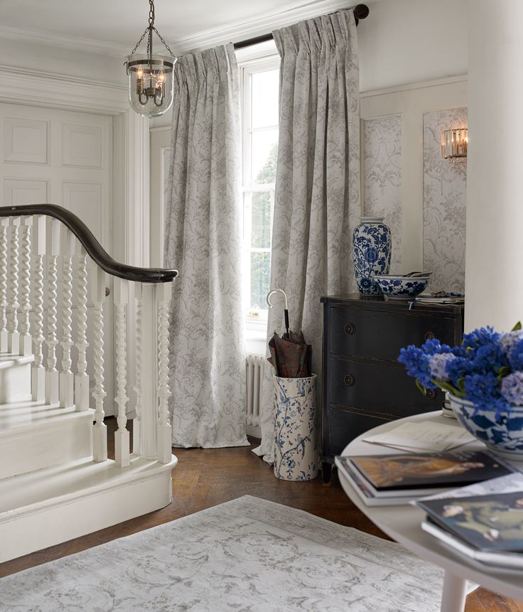 17 Best Images About Interiors China Blue On Pinterest Porcelain Vase Picture Walls And