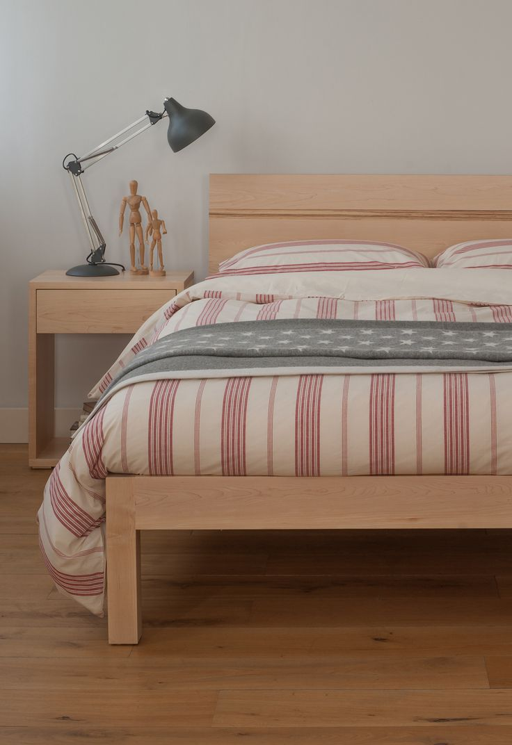 20 best maple wooden beds images on pinterest wooden beds tibet maple tibet bed and tall cube bedside table solid wood bedroom furniture from natural bed company