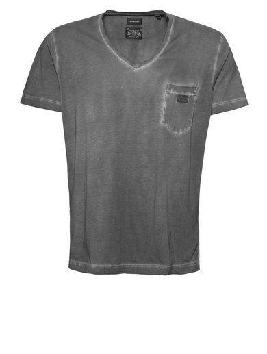 Diesel ORTHOS Tshirt basic grau