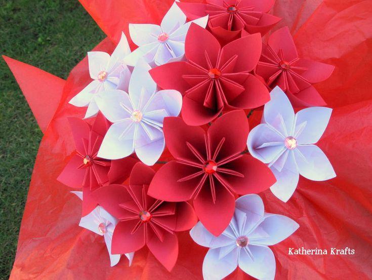 Katherina Krafts: Valentine's Day Flowers
