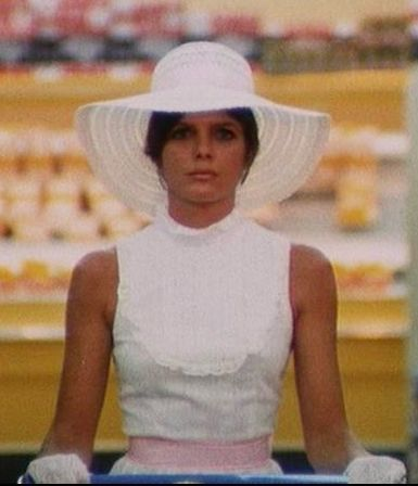 """""""There'll be somebody with my name and she'll cook and clean like crazy, but she won't take pictures and she won't be me.  She'll be like one of those robots in Disneyland."""" Katherine Ross's character in The Stepford Wives"""