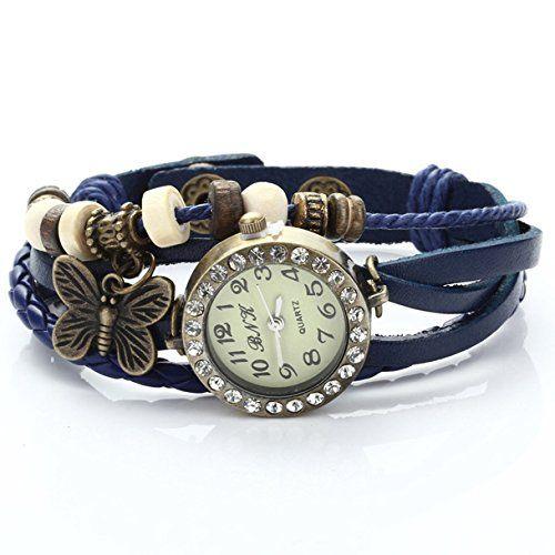 O.R.® (Old Rubin) Original Marken Echtleder Leder Armband mit Quartz Uhr Mineralglas - Ideal als Geschenk geeignet! Individuell und Einzigartig wie der Träger - Luxusarmband der Ihre Persönlichkeit unterstreicht inkl. Rechnung und Verpackung!