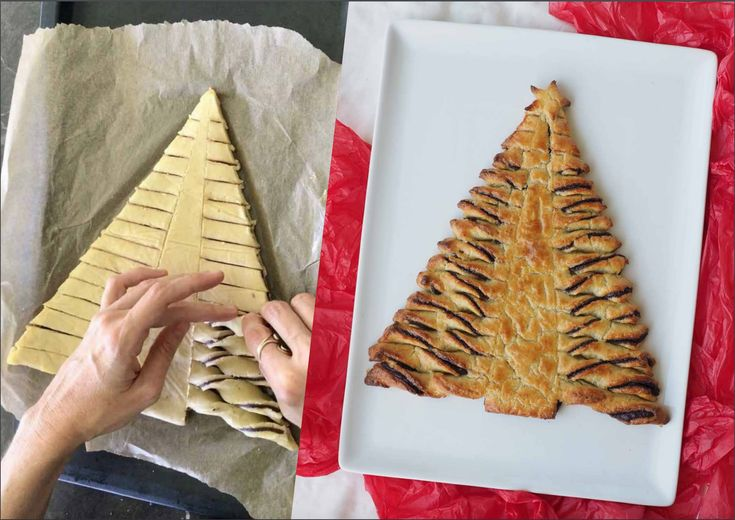 Chocolate Christmas Tree, Quirky Cooking