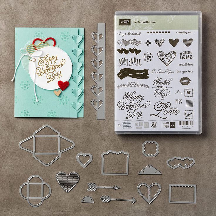 ORDER STAMPIN' UP! ON-LINE! See NEW Stampin' Up! paper crafting products for this simple valentine card! Daily tips & 1000+ card ideas.