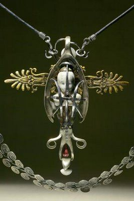 Art Propelled: AMULETS, TALISMANS AND CHARMS