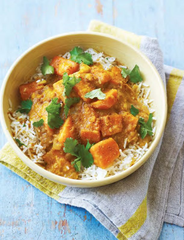 Asda Good Living | Hearty carrot and lentil curry