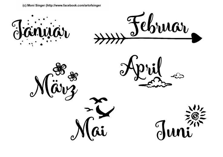 Calendar Girl April Mai Juni : Best february month ideas on pinterest