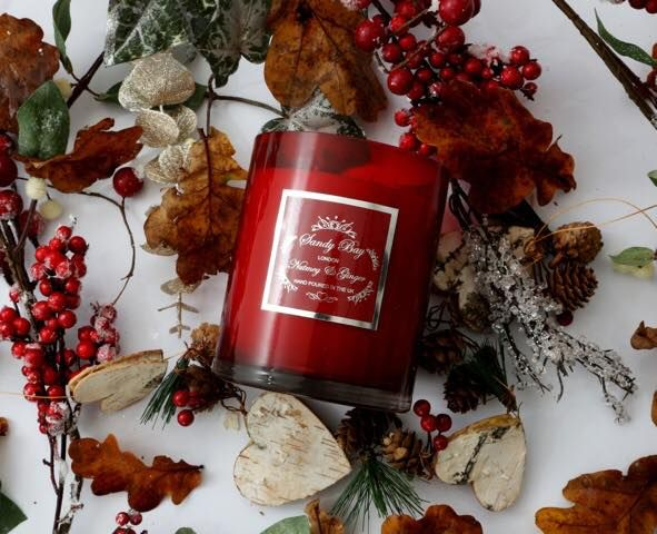 Our classic Nutmeg and Ginger fragrance a timeless scent