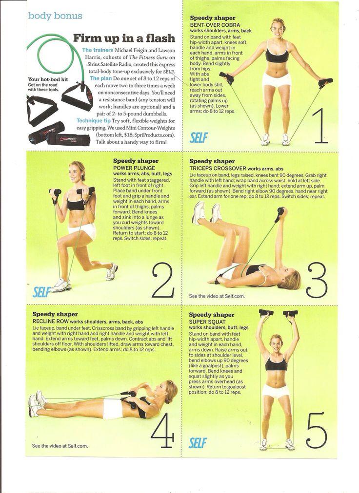 Body Band Workout