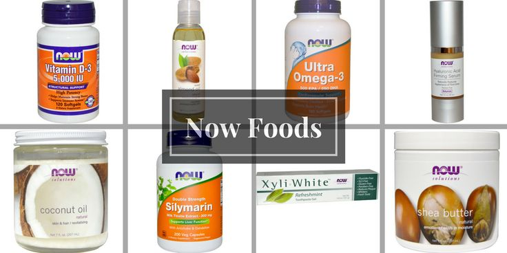 Up to 51% OFF on NOW FOODS from #iHerb $5 + 5% OFF for first-time customers with code WELCOME5 and TWG505 #RT #Deals