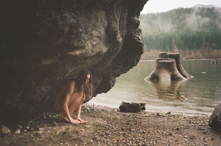 MAGDA | Projects Nudes / Rattlesnake Lake, WA