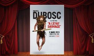 Groupon - 1 place en catégorie 1 ou 2 pour le spectacle de Franck Dubosc le 6 mars à 32 € au Cirque Royal de Bruxelles à Bruxelles. Prix Groupon : 32€