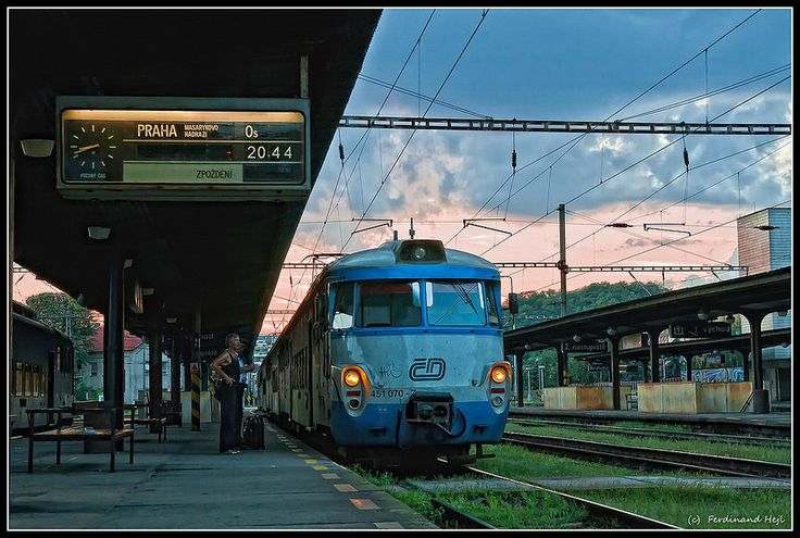 ČD 451 070_Kralupy nad Vltavou