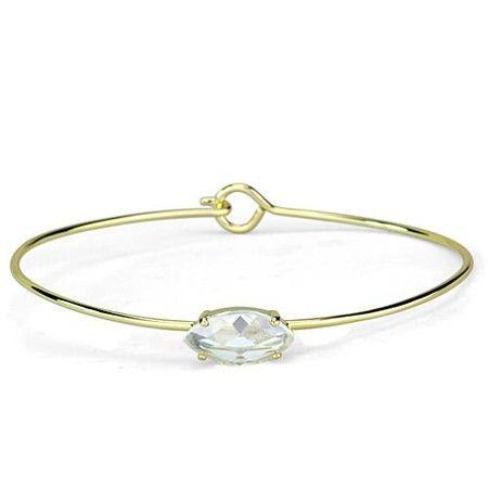 061286eb774a Crystal Marquise Bangle Bracelet http   www.inspiredsilver.com    goldbracelet