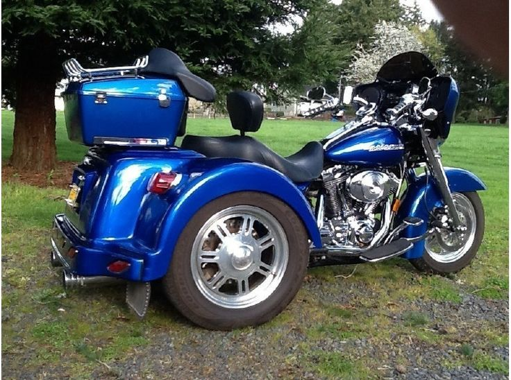 California sidecar harley trike for sale autos post for Used motor trike sale