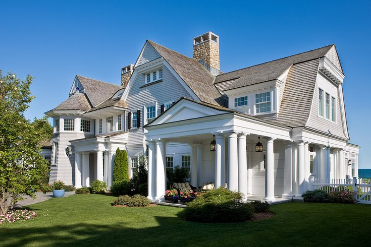 a m stern architect shingle style houses | love the shingle style architecture - and no one does it better than ...