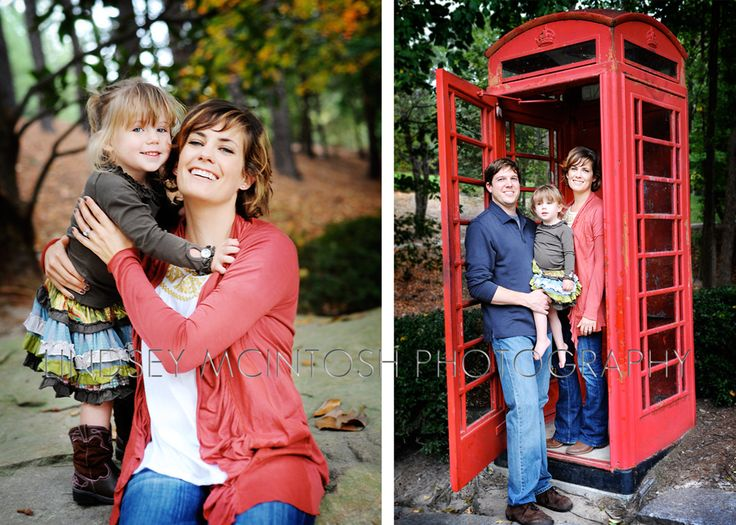 ask a family to play a game of telephone - likely to end in laughter :) {LindseyMcIntoshPhotography.com}
