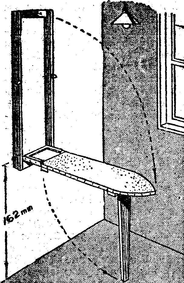 Las 25 mejores ideas sobre mesas plegables de pared en for Paredes plegables