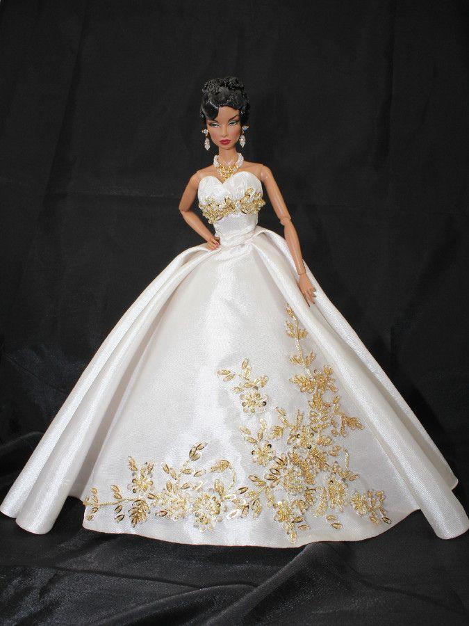 137 Best Images About Black Barbie Bride 39 S On Pinterest