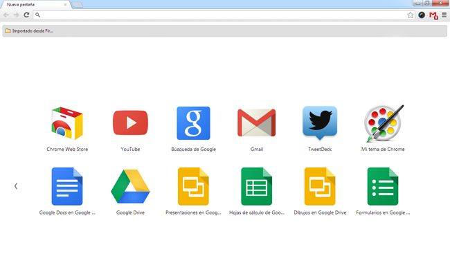 Google Drive llega ahora como siete aplicaciones independientes en la Chrome Web Store http://www.genbeta.com/p/72318